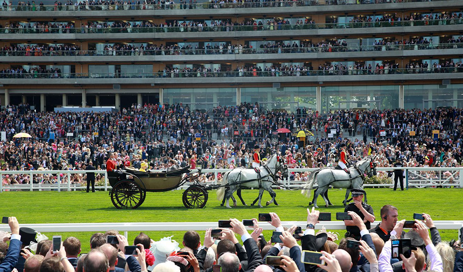 HiEvents - Hippisme - Royal Ascot
